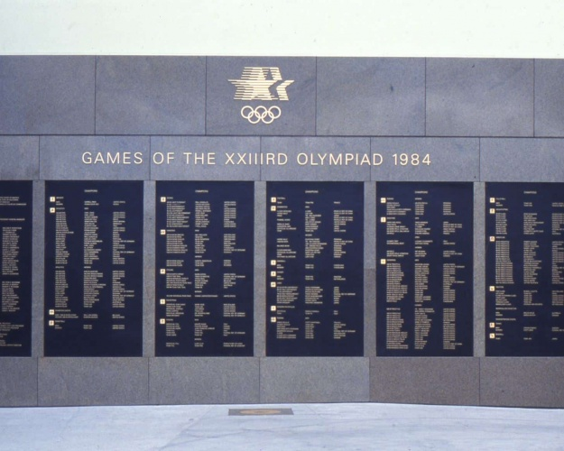 Olympic Plaques